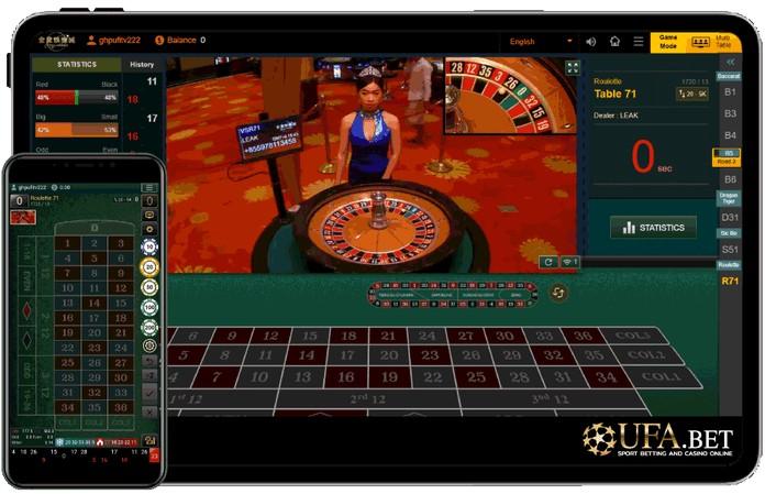 รูเล็ต Venus Casino