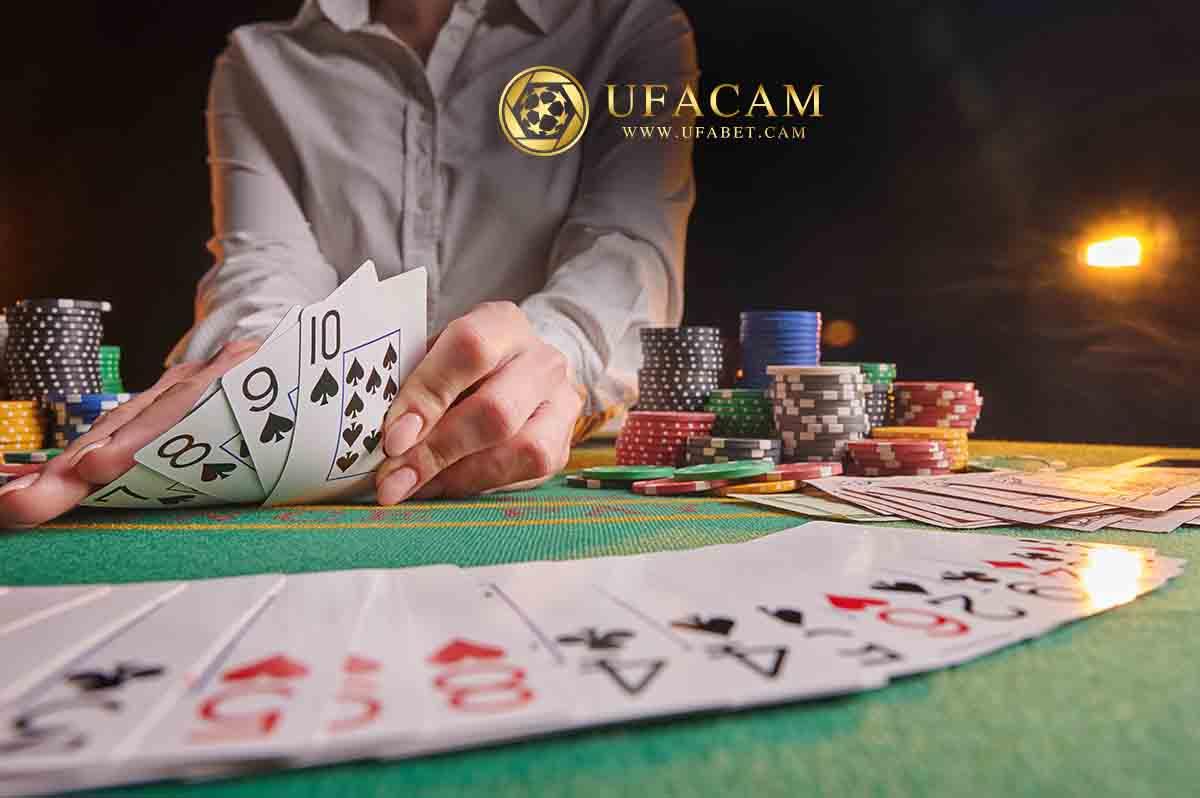 บาคาร่า UFA เล่นบาคาร่ากับ Venus Casino ดีกว่าอย่างไร