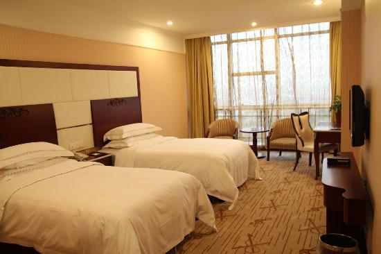 วีนัสคาสิโน & Hotel ภายในห้องพักโรงแรม เสียมเรียบ